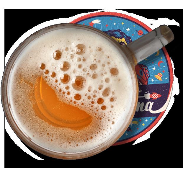 Posavasos AstroMona Distribución Distribuir Hostelería Valladolid Cerveza